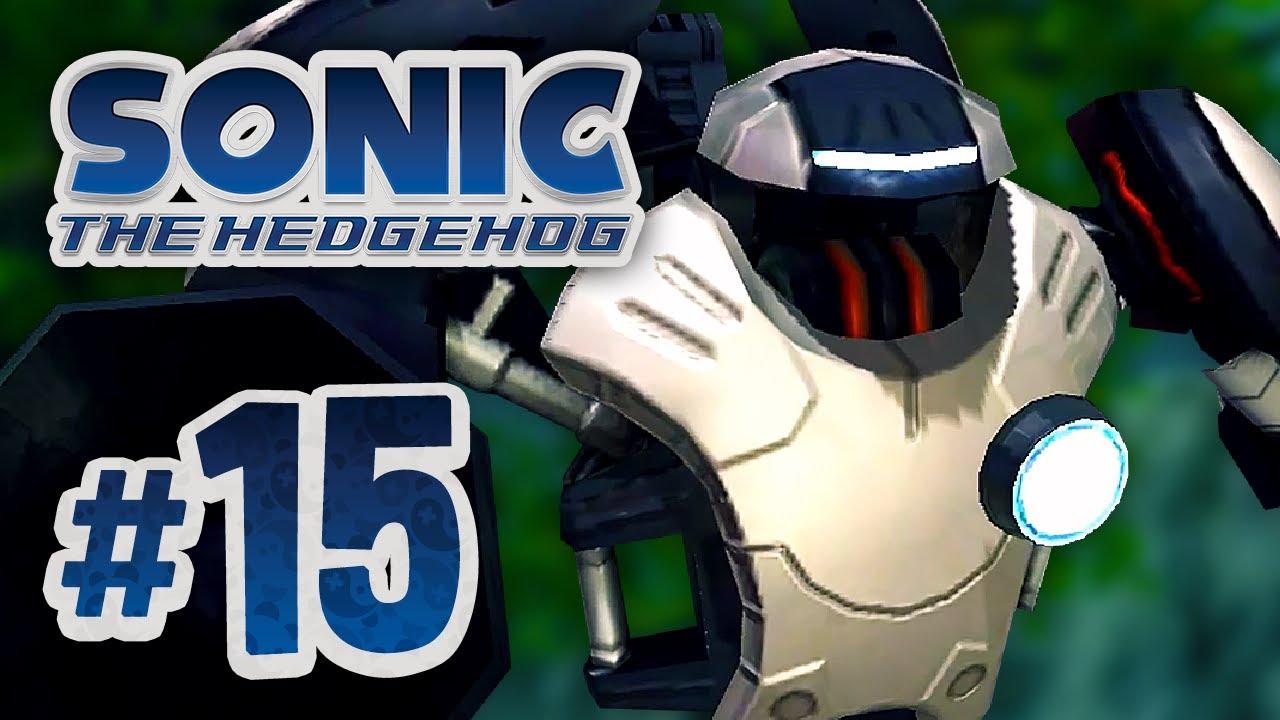 Dr. Robotnik's Robots - Sonic '06 #15 - YouTube