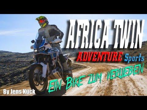 Africa Twin Adveture Sports -  Ein Bike zum verlieben | Jens Kuck