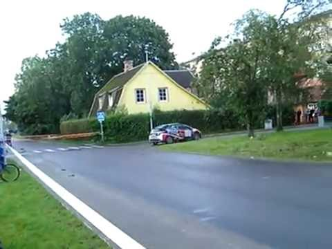 Paide ralli 2008 historic clips upscaled 720P