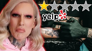 Download Getting A Tattoo from Yelp's WORST Rated Tattoo Shop Mp3 and Videos
