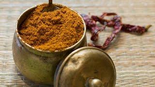 Bisibele bath powder| Bisi bele Bath | Karnataka Recipes |   recipe in kannada