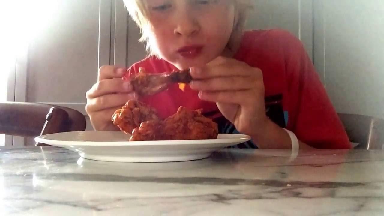 """Download Spicy chicken wing """"challenge"""""""
