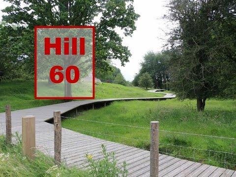 Belgium travel tip : Hill 60 - Ypres - Belgium flanders trip   #Belgium