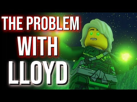LEGO Ninjago: The Problem With Lloyd