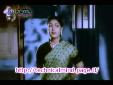 Missamma Ravoyi Chandamama Song colorization   YouTube