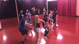 Mondays Hip Hop Beginners Class by Mateo