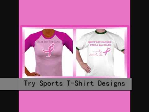 T Shirt Design Ideas for Breast Cancer Awareness - YouTube