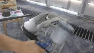 Покраска пластика и перетяжка двери - ремонт салона автомобиля после дтп(Обшивки дверей camry acv40 были уничтожены при дтп. Нужна перекраска контрактныхобшивок дверей в другой цвет,..., 2016-09-18T14:29:13.000Z)