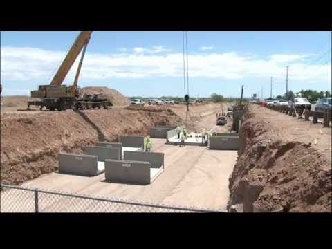 Precast Concrete Box Culvert: Design & Installation