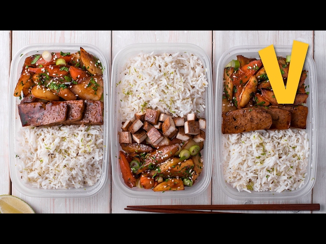 Vegan Meal Prep  Quick, and Delicious Meals