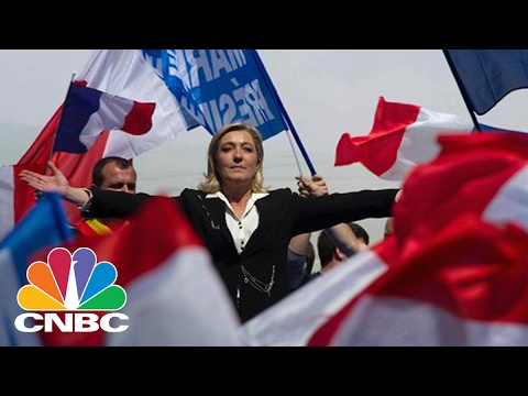 AI Machine Predicts Marine Le Pen Will Be France's Next President: Bottom Line | CNBC