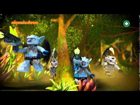 Chima New Season [Nickelodeon Greece]