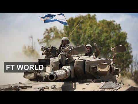 Stakes raised in Gaza hostilities