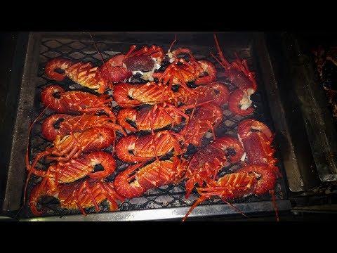 Crayfish Braai, Kommetjie & Tjommies