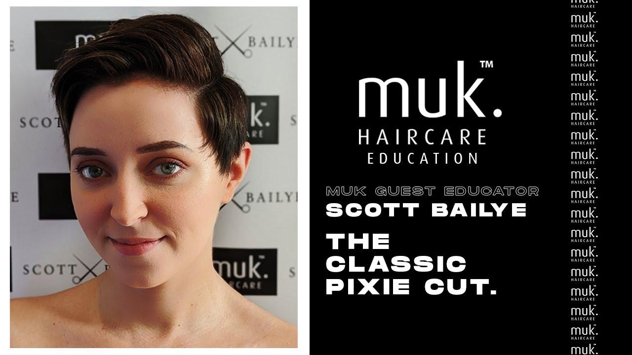 Classic Pixie Cut - Scott Bailye Education
