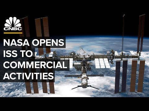 We knew it was coming: ISS open to other uses