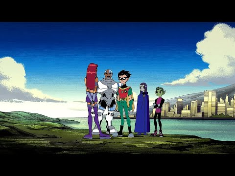 """Download The Forming of Teen Titans - Teen Titans Episode """"Go!"""""""