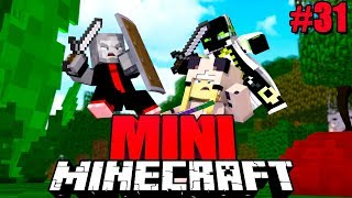 ISY, ROMAN & LARS in DER MINI ARENA?! - Minecraft MINI #31 [Deutsch/HD]