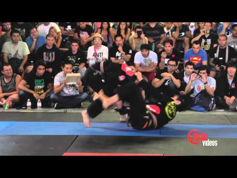 Joao Miyao vs Garry Tonon Jiu Jitsu Battle 3 Brown belt 2 of 2