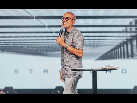 Strongholds: Rules of Engagement | Pastor Benny Perez | 073017