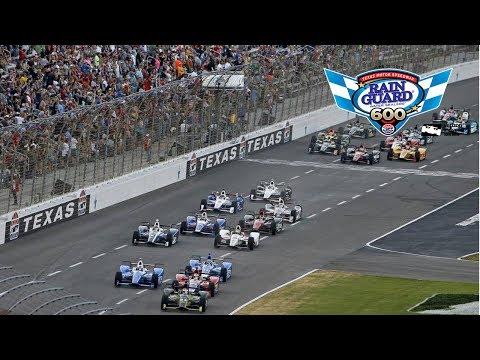 Indycar 2017 - Fecha 9 - Texas (Audio Español Latino)