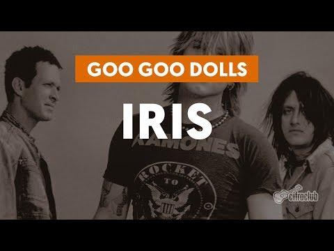 Iris - Goo Goo Dolls  de violão completa