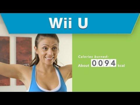Wii U - Wii Fit U E3 Trailer