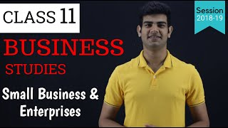 small business class 11 business studies | WITH NOTES
