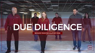 Due Diligence to Reduce Your Regulatory Risk