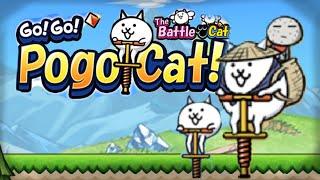 The Battle Cats   Go! Go! Pogo Cat!