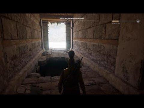 assassins creed odyssey die tiefen der schmiede schatztruhe