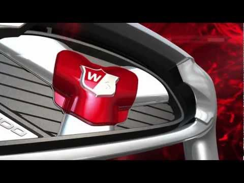 Wilson Staff D100 Golf Clubs
