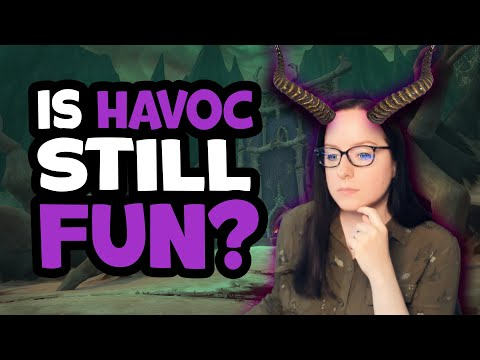 Is Havoc Demon Hunter Still Fun In Shadowlands? PvE & PvP Changes + Covenants & Leather Sets Preview