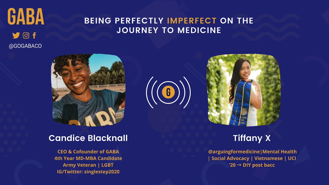 Perfectly Imperfect on the Journey to Medicine