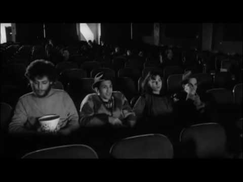 STRANGER THAN PARADISE 1984  Movie theater Kung Fu .