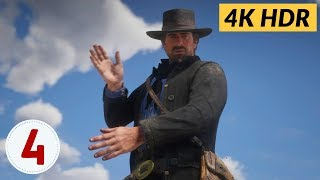 Chapter 2. Ep.4 - Red Dead Redemption 2 [4K HDR]