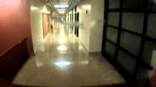 Paper Airplane Flight Down Infinite Corridor (the musical)