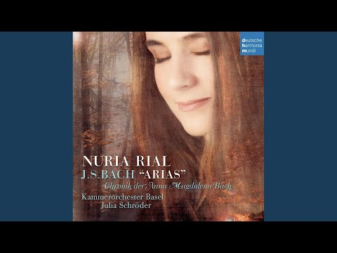 Nuria Rial, Kammerorchester Basel & Julia Schröder - Bist du bei mir, BWV 508 bedava zil sesi indir