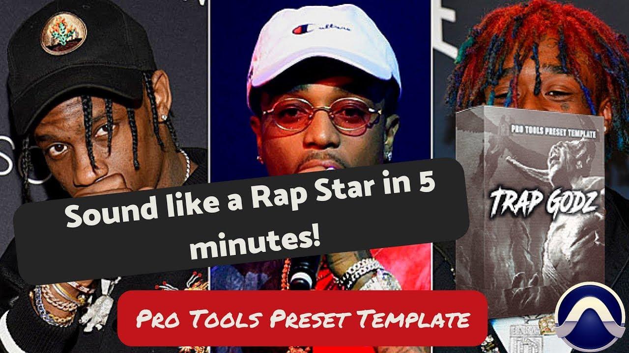 Pro Tools Preset Template