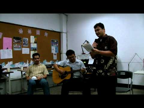 Karo (Indonesia) Worship Song, TICC 19 June 2011