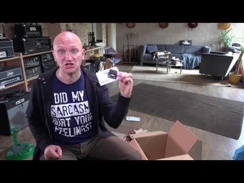 Source Audio Stuff - Unboxing
