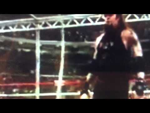 Earthquake vs The Big Boss Man At Survivor Series Showd ... Ultimate Warrior Undertaker Bossman