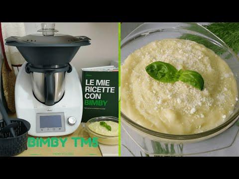 REVIEW NUOVO BIMBY TM5 THERMOMIX | UNBOXING e PRIMO UTILIZZO | Purè di patate