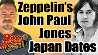 Led Zeppelin's John Paul Jones Set To Perform First Dates With Sons of Chipotle