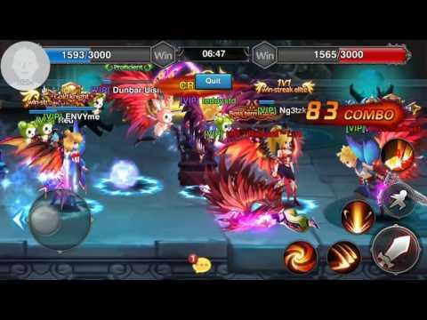 Saga go guild war ~ S26 PINAS VS S27 MINIONS
