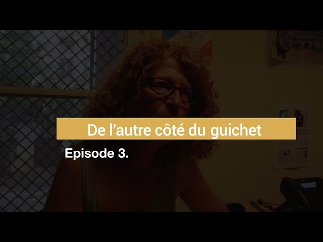 Episode 3 : De l'autre côté du guichet // Réforme assurance chômage, chronique d'une destruction