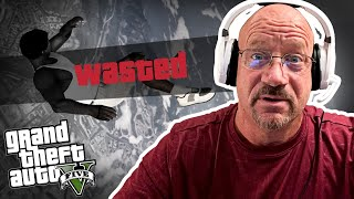 How many times can I fail the easiest mission in GTA V? | 110 |