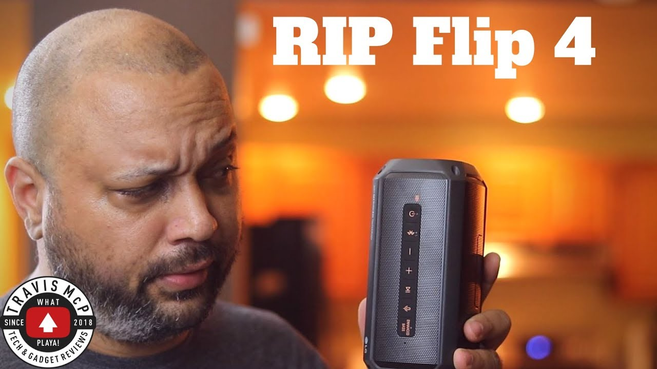 Download Better than the JBL Flip 4 - The LG PK3 Portable Bluetooth Speaker