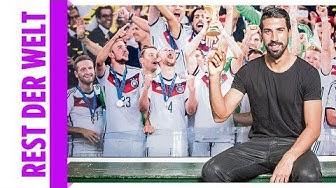 Sami Khedira über Neymars Ablösesumme