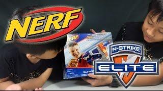 รีวิวปืน Nerf Sling Shot รุ่นใหม่